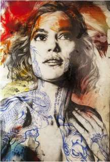 Limited Edition Gabriel Moreno. Large Artwork