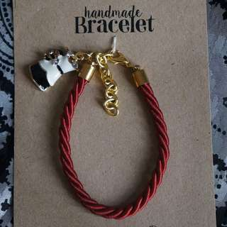 Dress Charm Bracelet