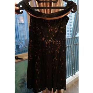 Black Lace Zara