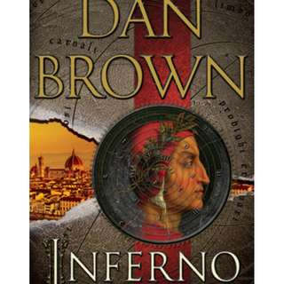Inferno (Robert Langdon #4) by Dan Brown
