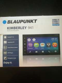 Blaupunkt - multimedia navigation (Kimberley 941)