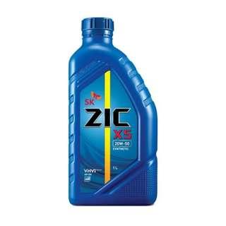 SK-ZIC X5 20W50  1 Liter