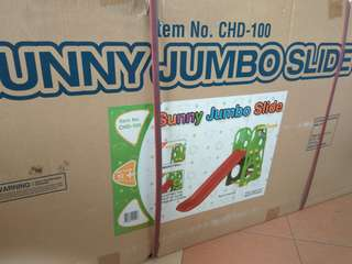 My dear 2 in 1 jumbo slide