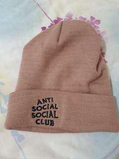 Anti Social bonnet