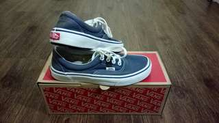 Clearance! Original VANS Authentic Classic Navy Blue