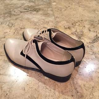 Charles & keith oxford shoes