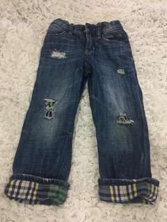 Seluar jeans budak