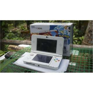 3ds New Pokemon Limited edition/IPS panel