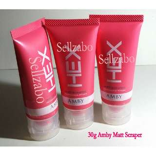 Travel Size : 30g : Hair : Styling Wax : Amby Hex Matt Scraper : Pink Tube : Mens : Guys : Short : Head : Style : Hairstyles : Sellzabo