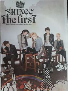 Shinee: The First Album (Japanese)