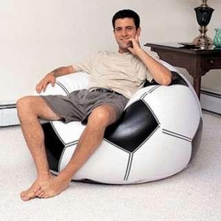 Soffa Bed Soccer bestway berbentuk bola Harga murah
