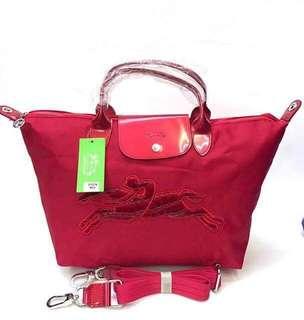 Preloved Longchamp slingbag(Class A)