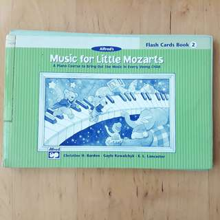 Little Mozarts - Flash Cards Book
