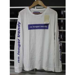NWT Pull and Bear long sleeve shirt size XL - NEVER worn