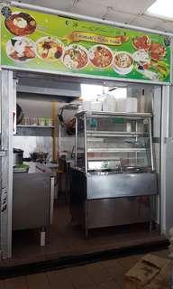 Food display stand