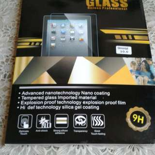 Tempered Glass For Universal 10 Inch Tablet