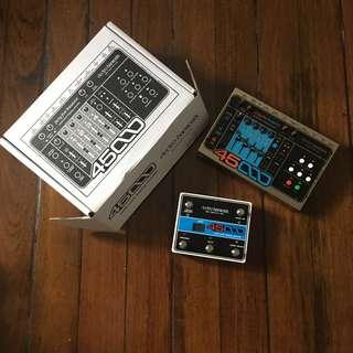 Electro Harmonix 45000 Multi Track Looping Recorder w/ Foot Controller