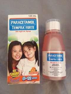 NEW Tempra Paracetamol