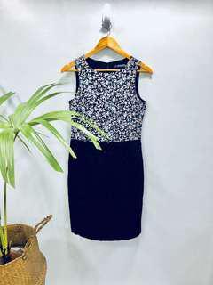 Esprit Chic Office Dress -Preloved, Excellent Condition