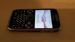 Classic Nokia E72 smartphone