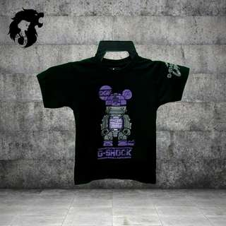 G-SHOCK POPULAR CULTURE DGK KIDS TSHIRT TRSC-A029