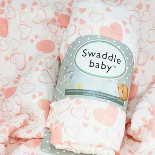 High-Quality Cotton Muslin Swaddle