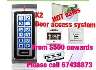 K2 sebury door access system