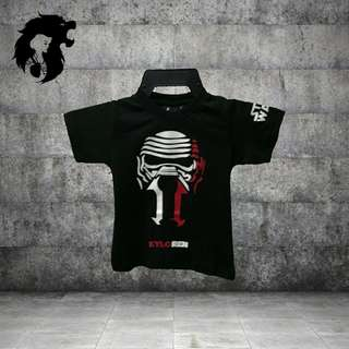 KYLO REN STARWARS BLACK Kid T-Shirt TRSC-A011