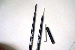 Eyeliner 2 items. (Preloved) #maudecay