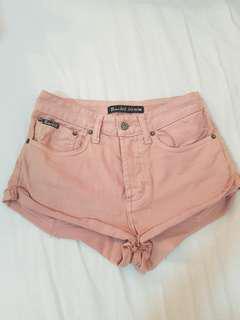 Bardot Demin Shorts SIZE 8