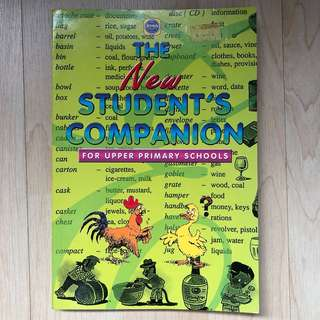 The New Student's Companion For Upper Primary Schools (English Usage)