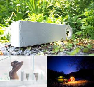 🚚 EXCAPE Sherwood Smart Audio EXM-50 In & Outdoor Wireless Streaming Audio   多功能室內 戶外 隨身藍芽 喇叭 音響