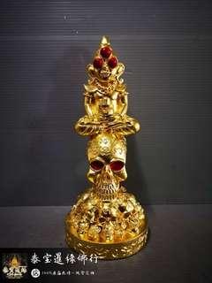 Phra Ngan帕婴金身