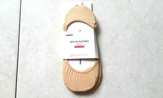 Miniso Foot cover / kaos kaki (50rb 3)