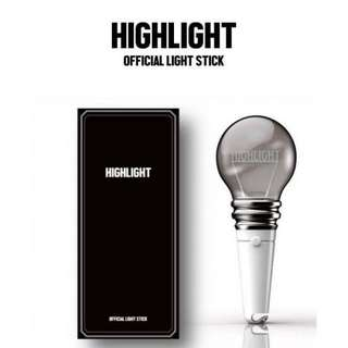 Highlight Official lightstick