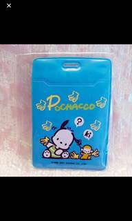 Sanrio 2001 絕版罕有 Pochacco PC狗 八達通卡卡套