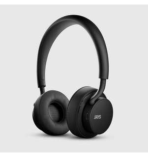 u-JAYS wireless headphone