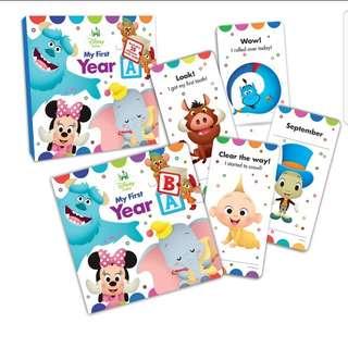 Disney baby book