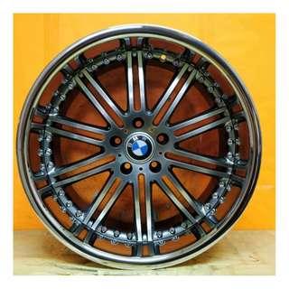 SPORT RIM 20inch BMW 5SERIES E60 F10 E39 E62 M5