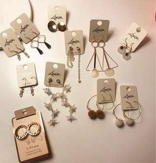 Lovisa Earrings & Hoops