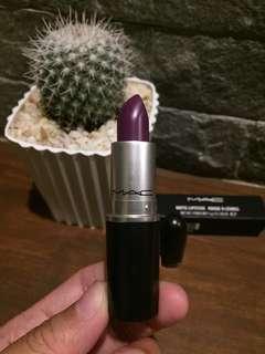 MAC Heroine Matte Lipstick (Brand New)