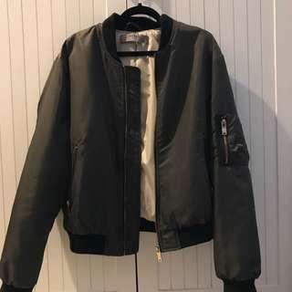 Zara bomber jacket ori