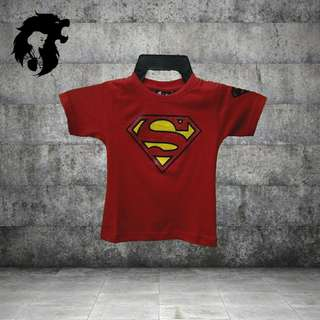 SUPERMAN RED Kid's T-Shirt TRSC-A001
