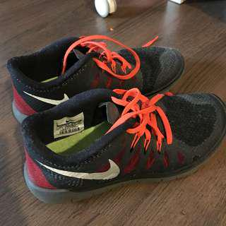 NIKE FREE 5.0 running shoes ori