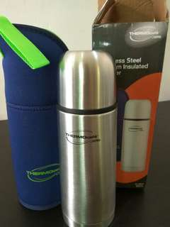 Thermos Stainless Steel Vacuum Tumbler