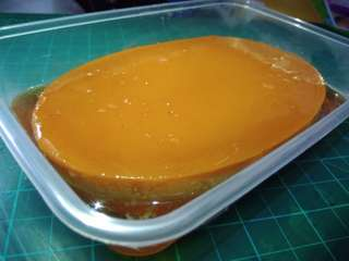 BAKED LECHE FLAN LARGE SIZE SALE!!