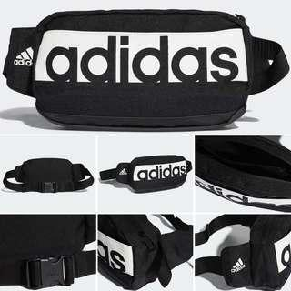 ORIGINAL ADIDAS LINEAR PERFORMANCE WAIST BAG (real picture on the last)
