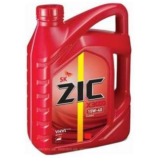 SK-ZIC X3000 15W40  6 Liters