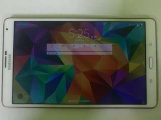 Samsung Tab S with free casing and charger!