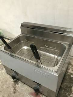 Gas deep fryer GETRA GF-73